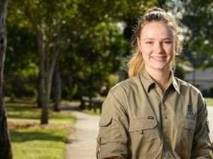 'I just couldn't believe it': Meet CQ's best trainee