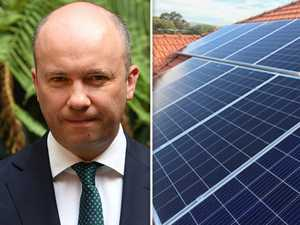 Few people Kean on free solar panel offer