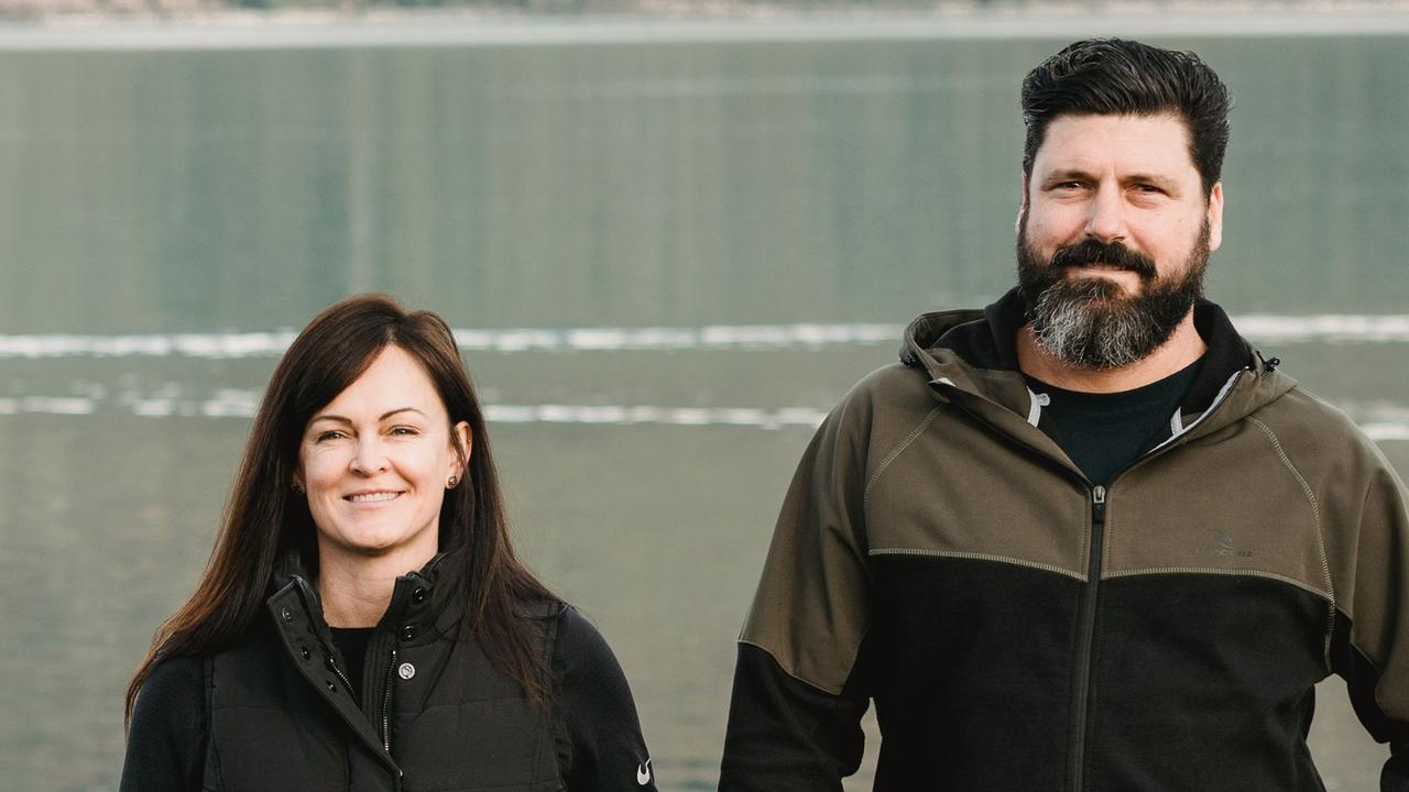 Rachael and Dan Bedford have taken over as owners of the Borumba Deer Park.