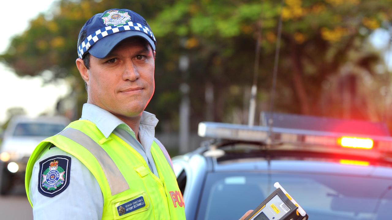 Former Senior Constable Anthony Beltramelli.