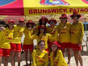 Will surf life savers wear face masks, gloves this summer?
