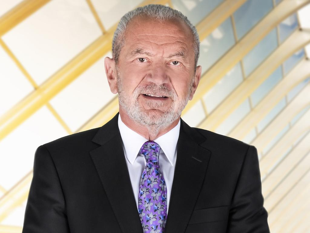 The Celebrity Apprentice Australia is expected to air next year – with 'boss' Mark Bouris replaced by the UK version's entrepreneur, Lord Alan Sugar. Picture: Channel 9
