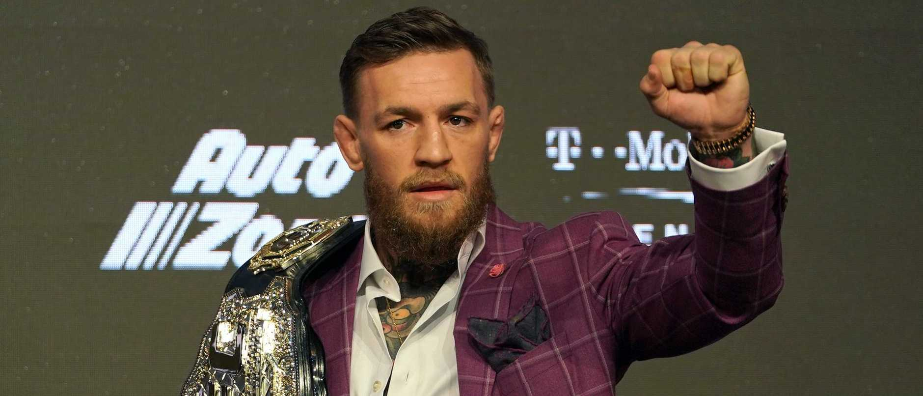 Conor McGregor addresses allegations in scary Instagram posts
