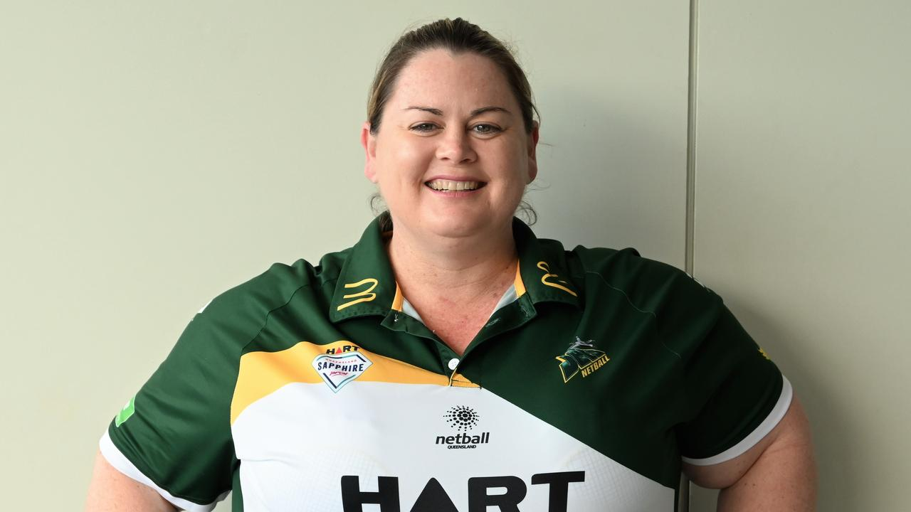 USQ Ipswich Jets Ruby Series head coach Camille Rieck. Picture: Ipswich Jets Media