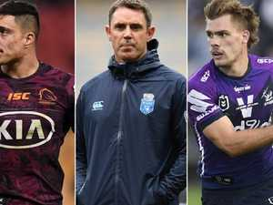 NSW names six Origin bolters