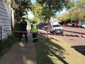 'I can't believe he's still alive': Hotel blast shock