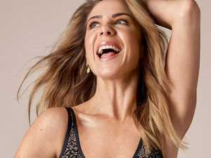 Kate Ritchie sizzles in new lingerie shoot
