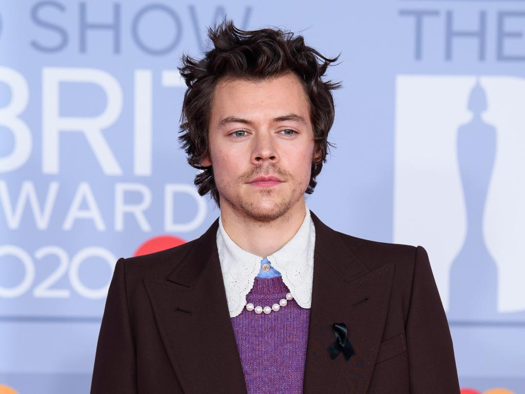 Harry Styles is currently one of the world's biggest stars. Picture: Getty Images