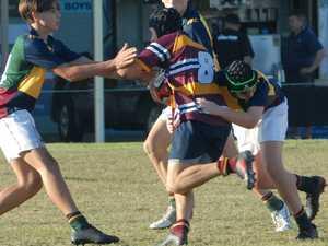 Sunshine Coast Schools rugby union grand final under 14s