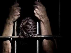 Inmate's sick COVID quarantine act