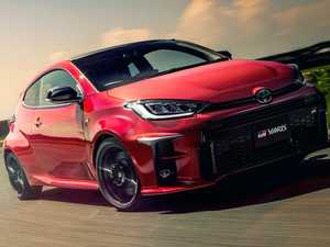 Crazy discount for Toyota's new hot hatch