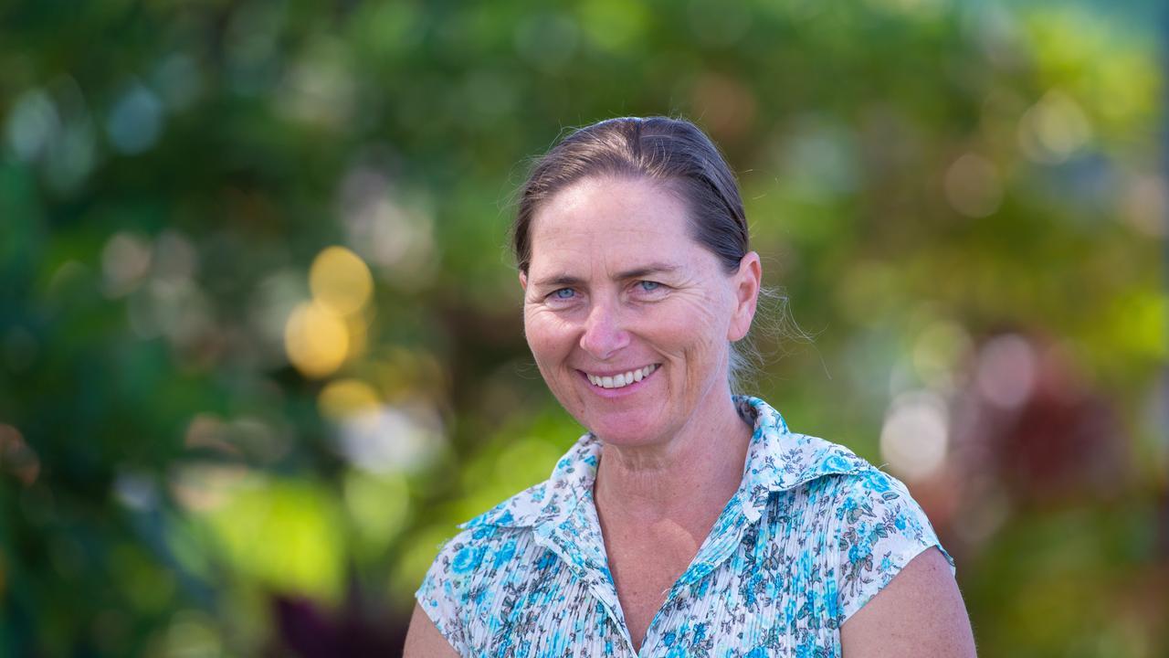 Coffs Harbour City Councillor Sally Townley.
