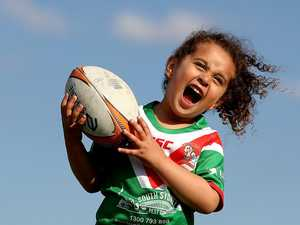Little Evah's running circles around the NRL competition