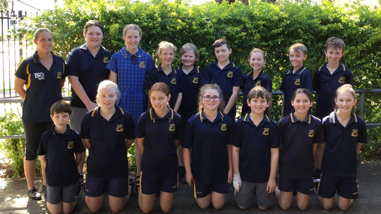 Three teams from South Grafton Public School have been selected to represent the North Coast regions at the semi-finals of the Game Changer Challenge in Term 4.