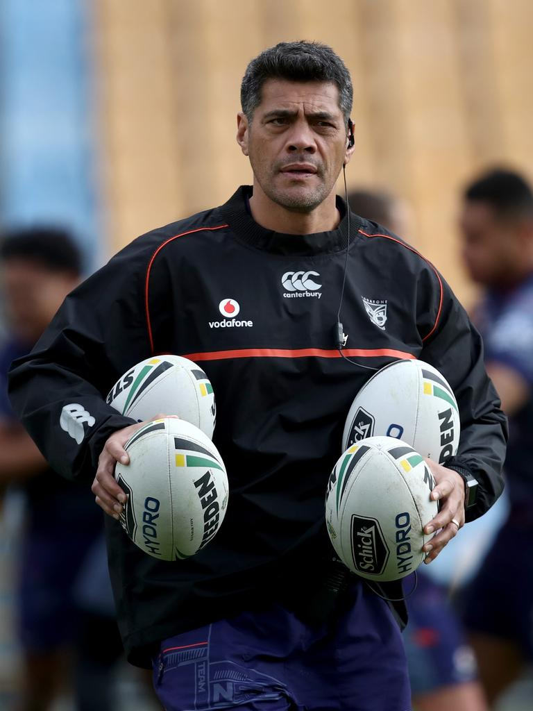 Stephen Kearney. Picture: Phil Walter/Getty