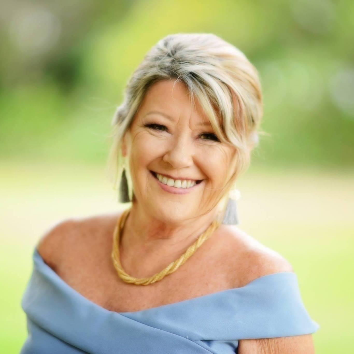 Hervey Bay celebrant Cheryl Kidd-Lynch.