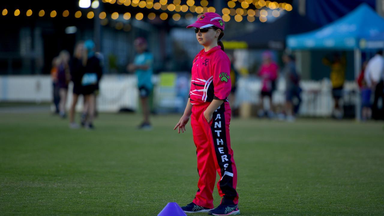 Mackay Cricket Association junior season launch was held at Harrup Park on Wednesday, September 16 2020. Photo: Callum Dick