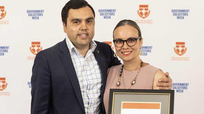 Meet the rising powerhouse of Aboriginal justice