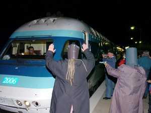 Train tunnel vision won't stop rail trail going full steam