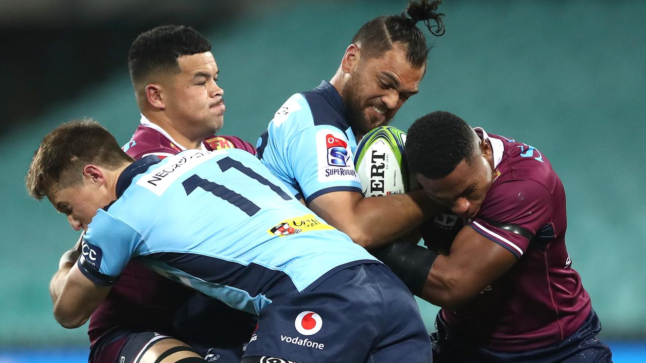 The Tahs turned on the style to demolish the Reds back in August.