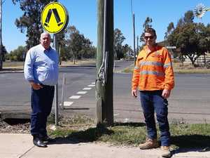 COVID-19 footpath upgrades to hit Western Downs