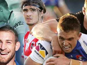 How Sydney's NRL rookies found unexpected success