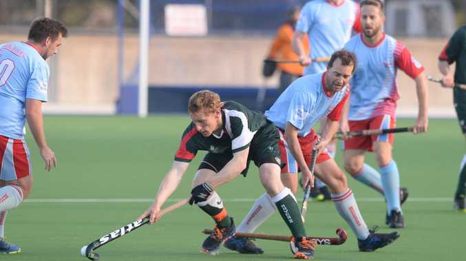 LIVE: Hockey Div 1 Finals- Frenchville Rovers v Park Ave