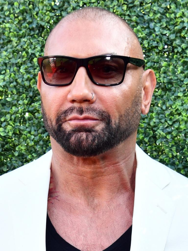 Dave Bautista. (Photo by Emma McIntyre/Getty Images for MTV)