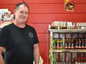 Hot new business heating up with sellout sauces