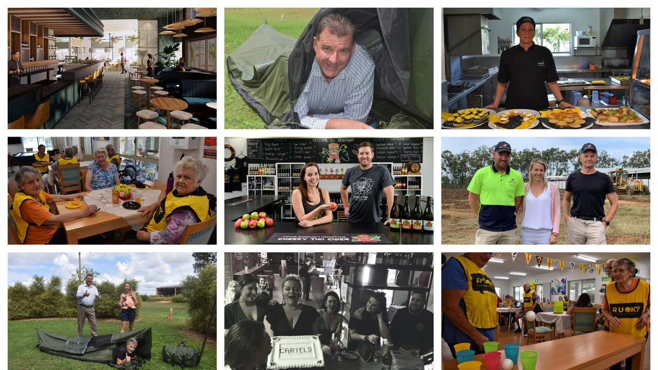 BRIGHTEN UP: Here are just some of the things that made Bundaberg smile this week.