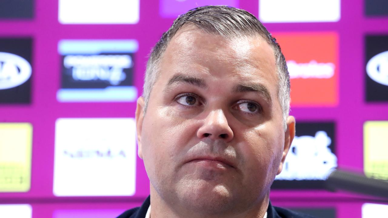 Anthony Seibold pulled the plug on his Broncos tenure after a torturous 20 months.
