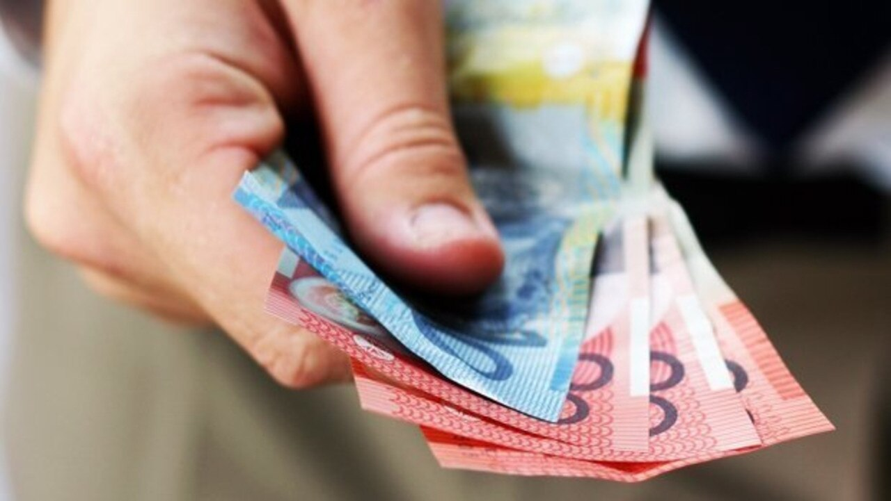 Small towns west of Emerald stripped of cash