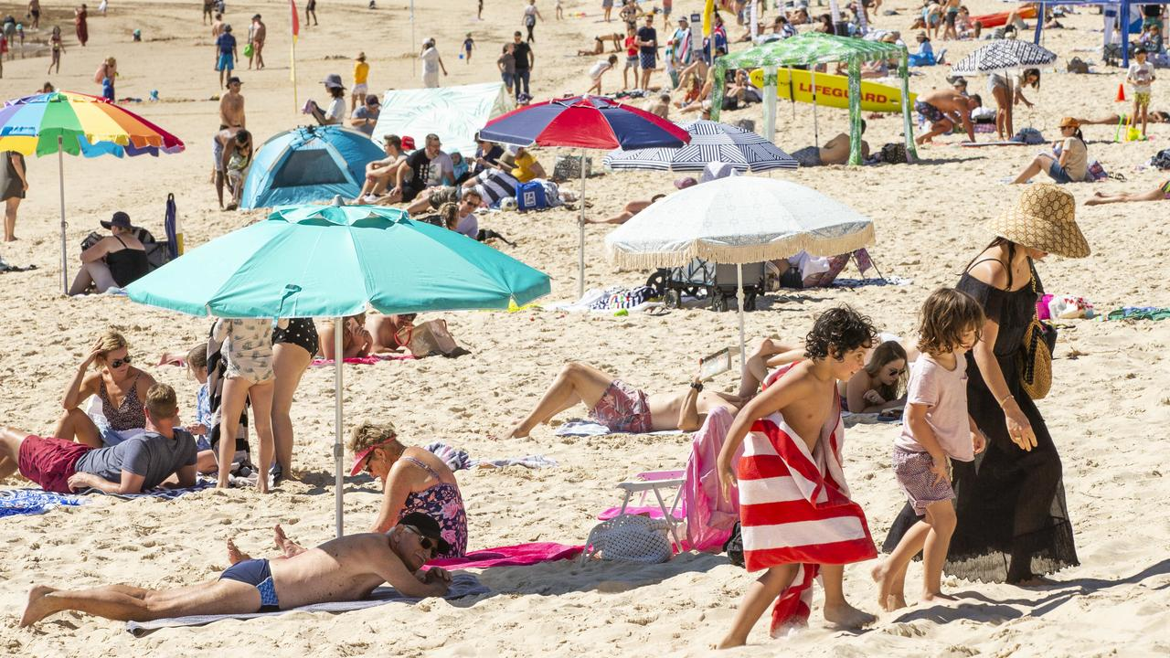 Noosa Main Beach is hoping to see a late surge in resort bookings for the school holidays.