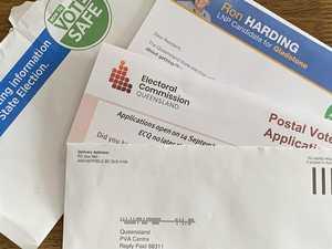 LNP candidate defends postal vote practice