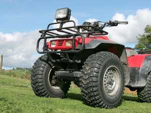 Safety officers to investigate Grapetree quad bike death
