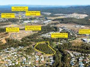 Springfield developer's plans for Brookwater
