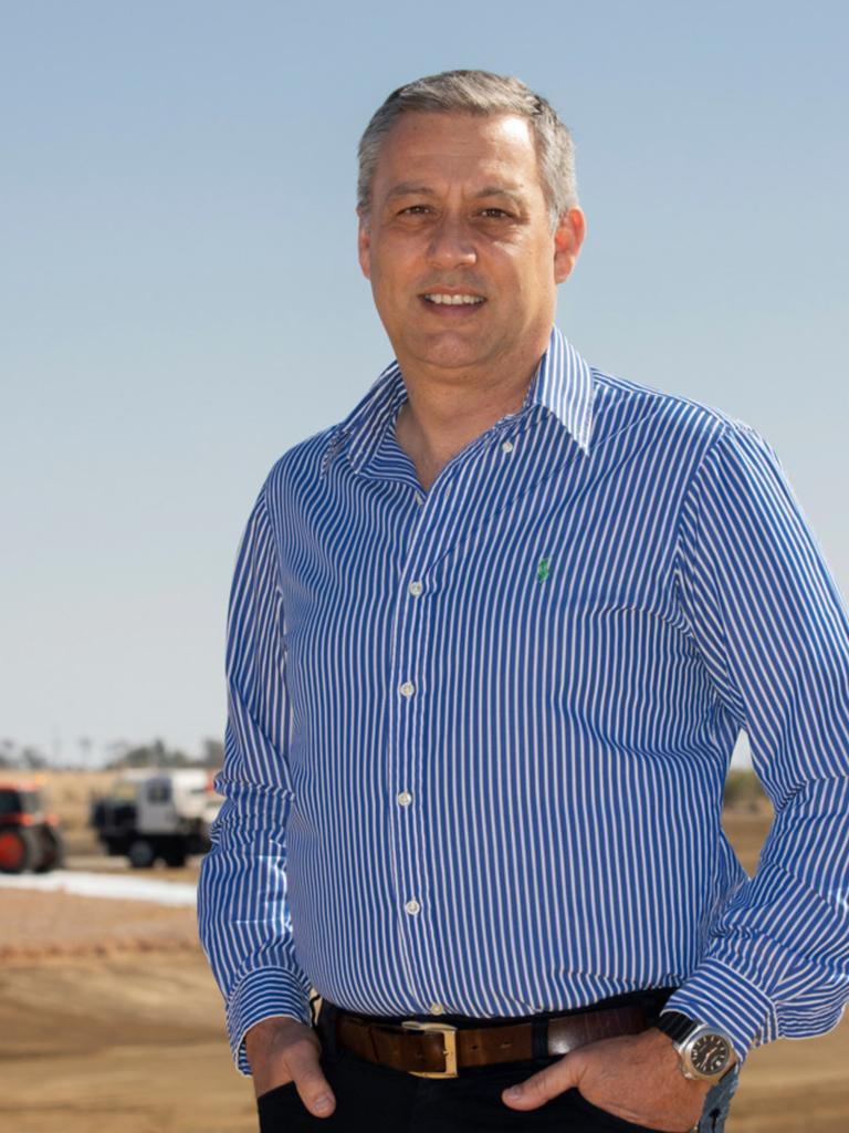Resources Centre of Excellence general manager Steven Boxall.