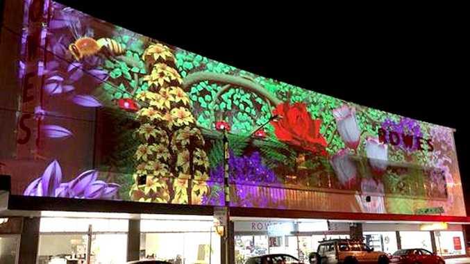 Rowes Carnival of Flowers light show kicks off tonight
