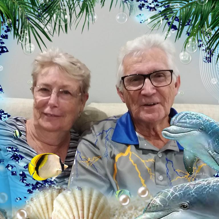Carol and John Kayes were killed in a crash at Mount Surround on Sunday.