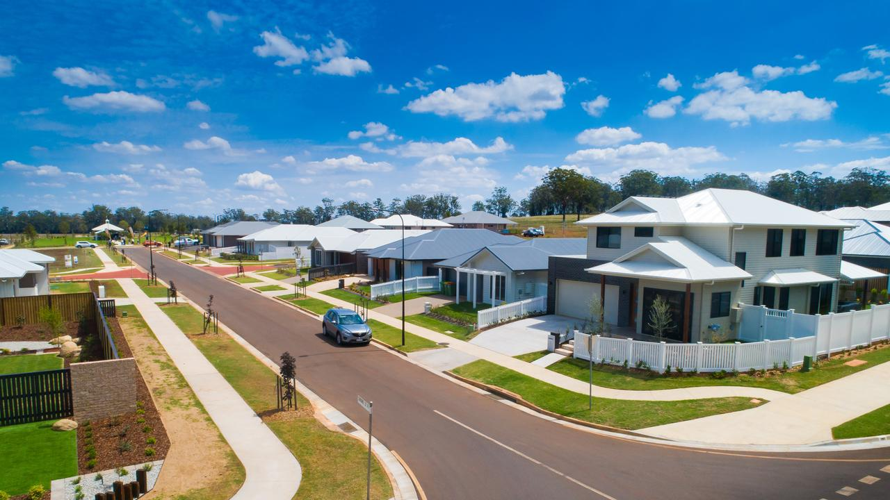 The Avenues of Highfields has seen a huge surge in demand for land off the back of the HomeBuilder grant.