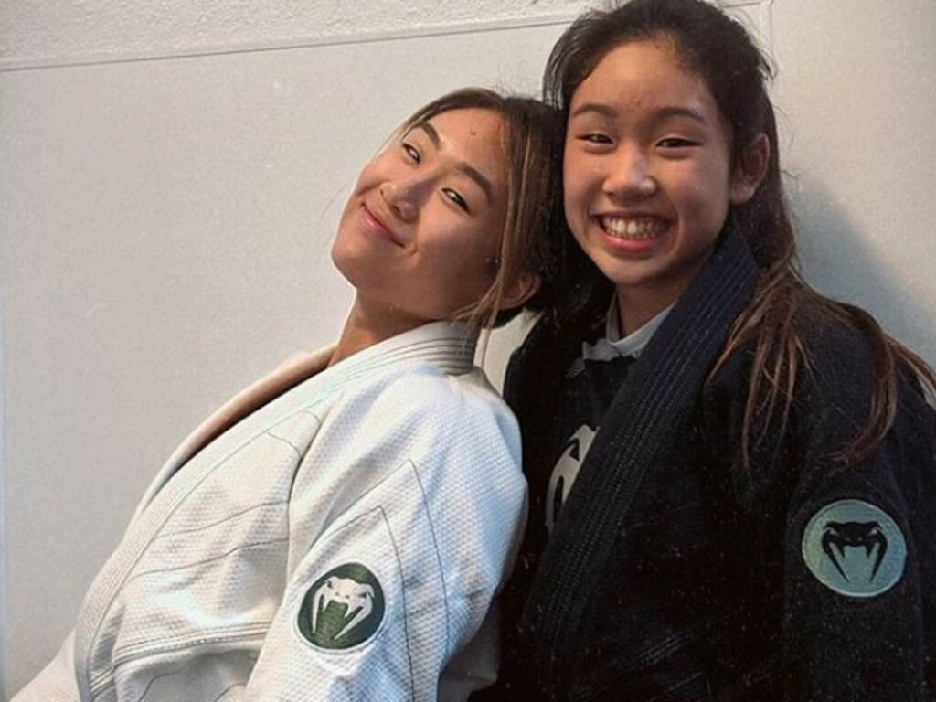 ONE Championship has signed teenager Victoria Lee, sister of champion fighter Angela Lee.