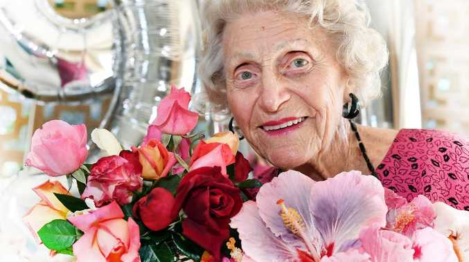 'Hibiscus princess' celebrates milestone birthday