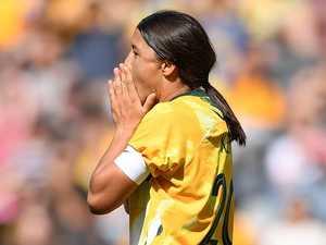 'Fiasco': Outrage over bizarre Matildas gaffe