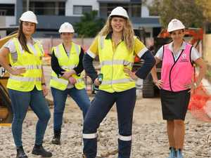 Tradies wanted: Females only apply