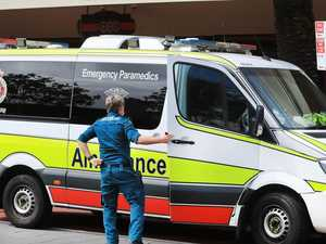 Paramedics called to man with 'stab wound'