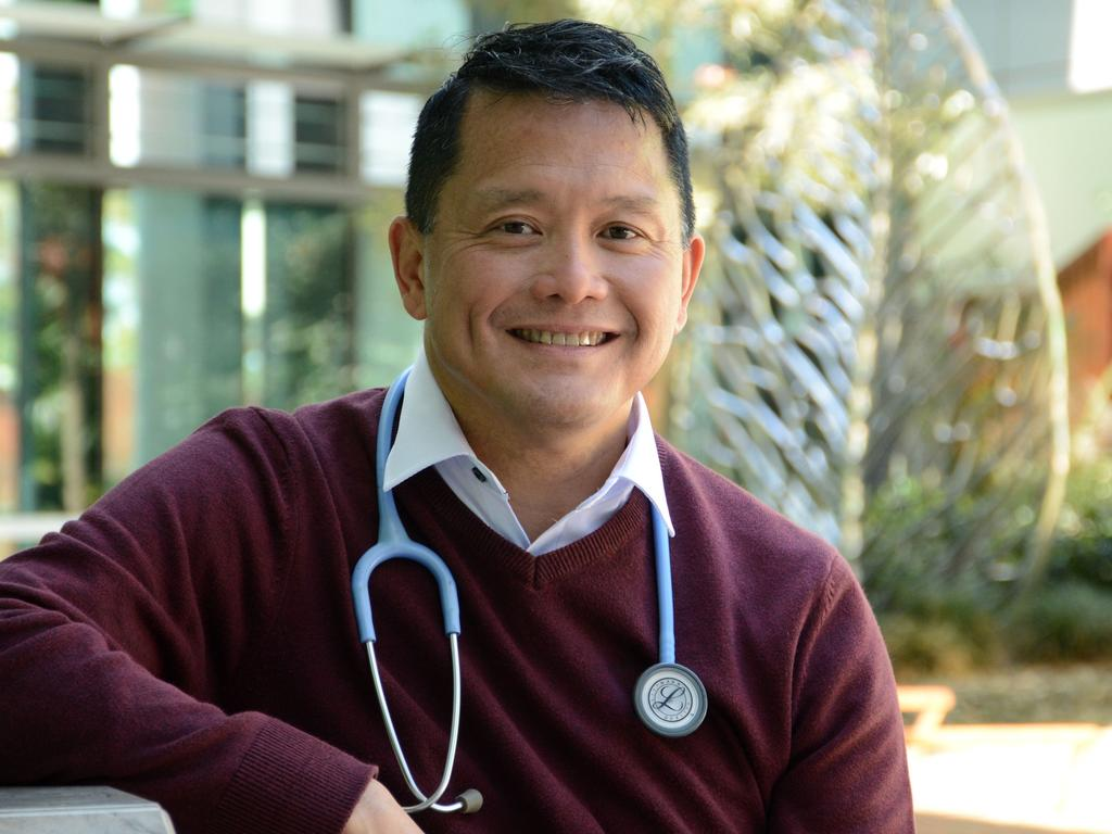 Australian Medical Association (SA) president Chris Moy says Victoria needs to get its new infection numbers consistently under 20 a day before borders can safely open around the country. Picture: Supplied
