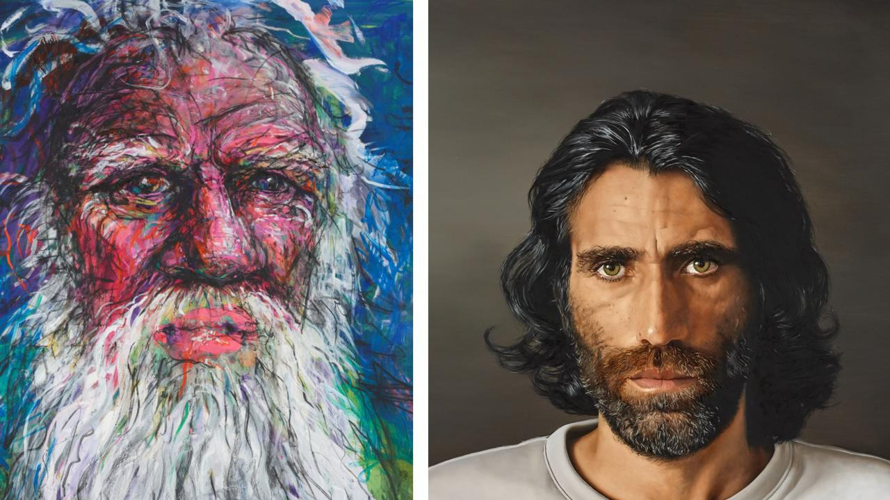 TWO award-winning Northern Rivers artists are in the list of finalists to win the Archibald Prize 2020.