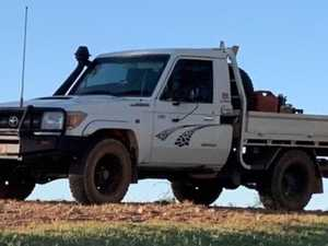 14-year-old believed to be driving 4WD ute to Gracemere