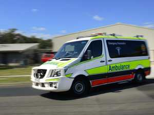 Woman rushed to hospital after Sunshine Mwy crash