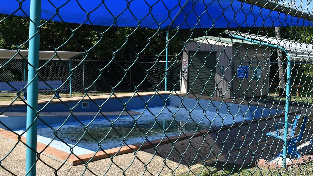 The council plans to remove a once beloved community wading pool as part of the Seaforth Esplanade revival. Picture: Mackay Regional Council